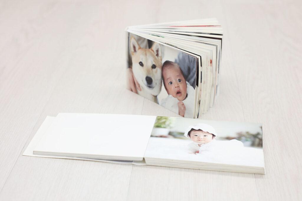 人気のポストカードブック